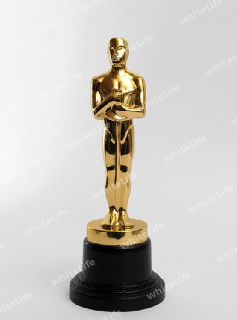 symbol oscar award figur film gold statue pokal ehrung plastik guss. Black Bedroom Furniture Sets. Home Design Ideas