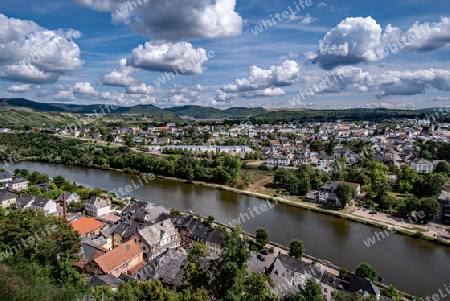 Saarburg in der Eifel